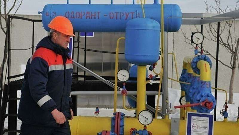Украина ввязалась в новую газовую авантюру, организованную паразитами из США