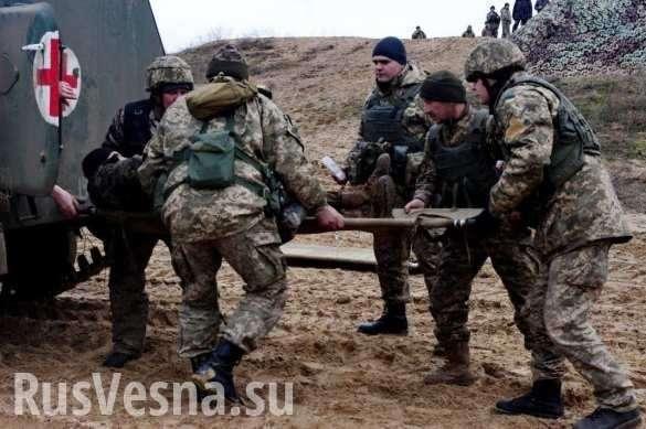 Донбасс. Два террориста из Сирии и группа карателей ВСУ погибли в ходе испытаний самопальной РСЗО | Русская весна