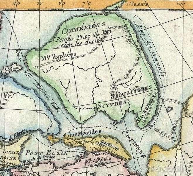 Великая Тартария. Мир после средневекового потопа