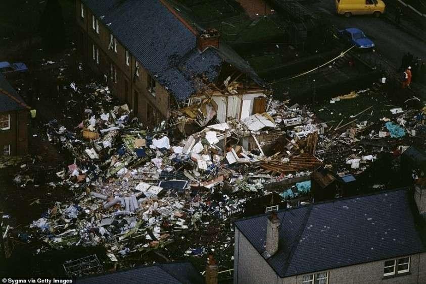 Дело взрыва авиалайнера над Локерби было сфабрикованно