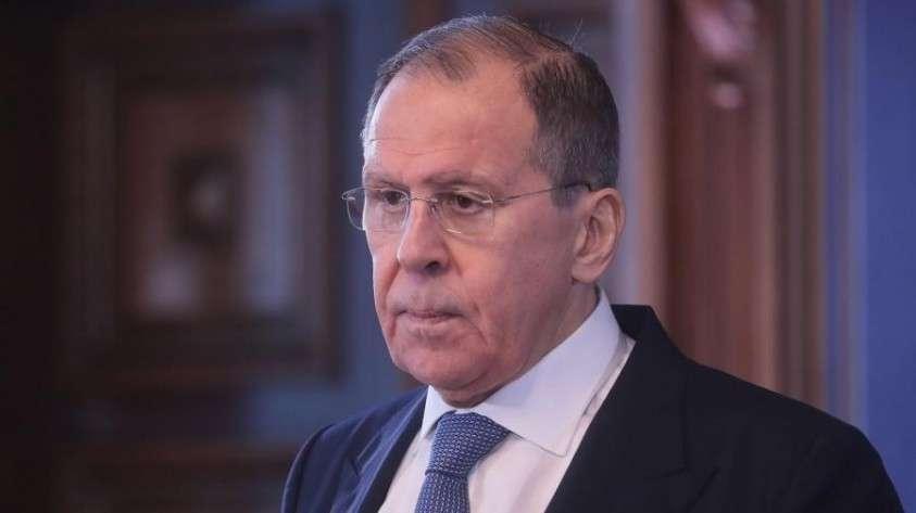 Владимир Путин присвоил Сергею Лаврову звание Героя Труда