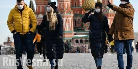Мэр Москвы Собянин объявил о новых ограничениях в связи с коронавирусом | Русская весна