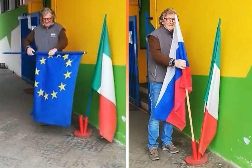 «Тупое евроживотное» про Евроблагодарность, о которой никогда нельзя забывать