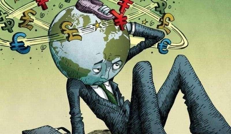 После волны паники с коронавирусом грядёт мировой экономический цунами