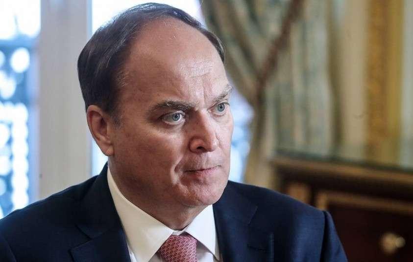 Посол России в США Антонов заявил о готовности Москвы помочь Вашингтону в борьбе с коронавирусом