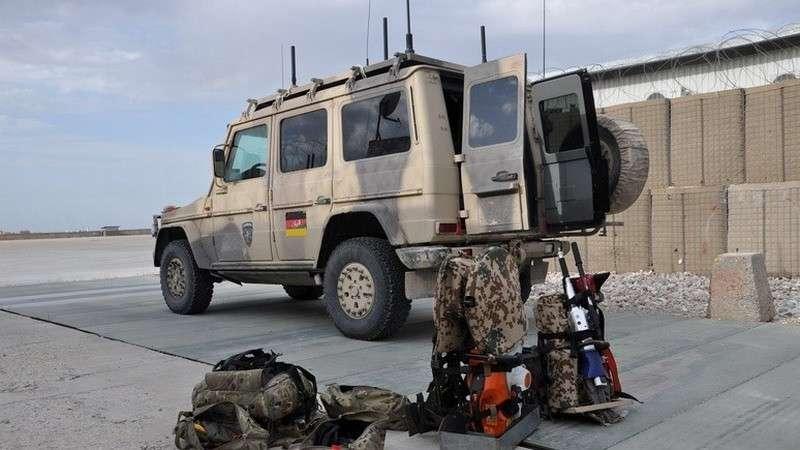 Германия начала вывод своих войск из Афганистана по условиям соглашения между США и Талибаном по условиям соглашения между США и Талибаном