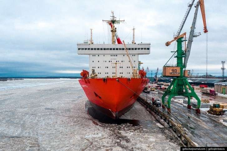 Архангельский морской торговый порт – ворота в Арктику
