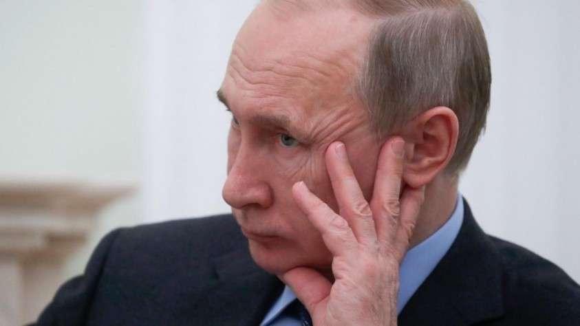 Владимир Путин наращивает давление на паразитические «элиты» России