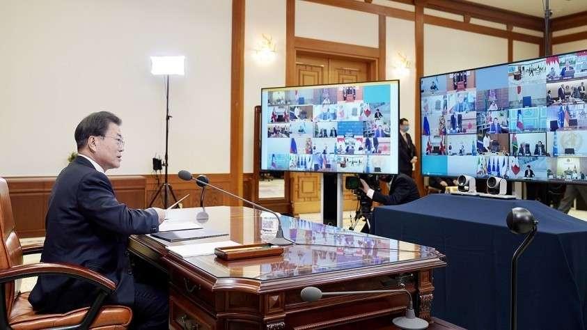 G20 приняла совместное заявление по борьбе с коронавирусом