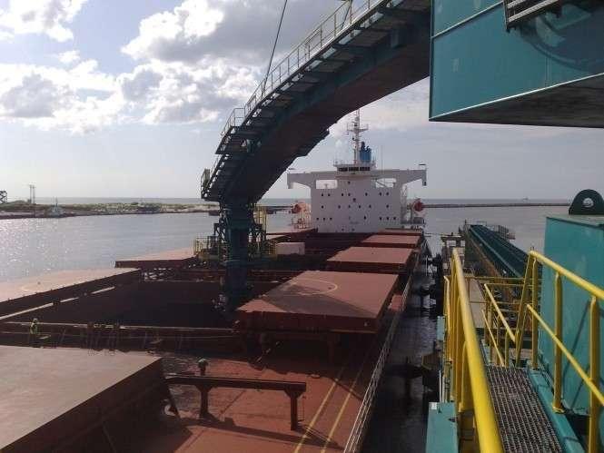 Уголь из Австралии доставили в Мариуполь