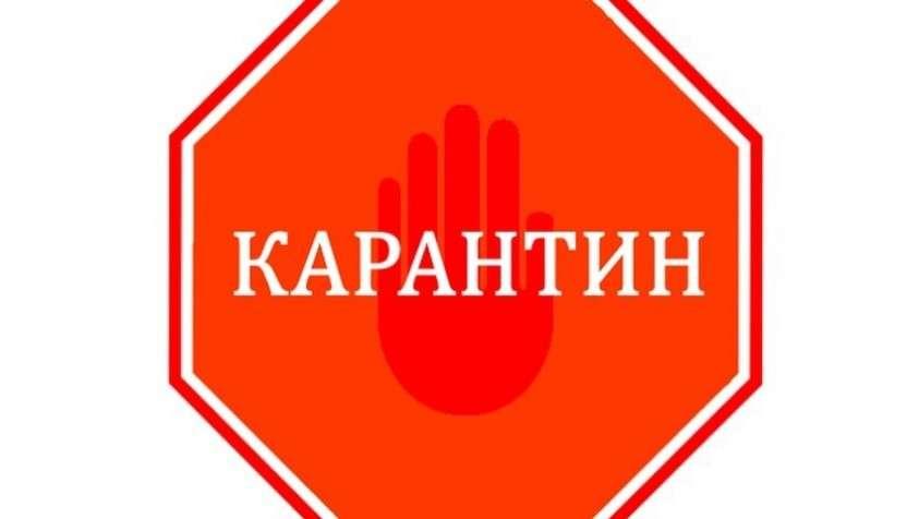 Размер штрафа за нарушение карантина может достигать миллиона рублей