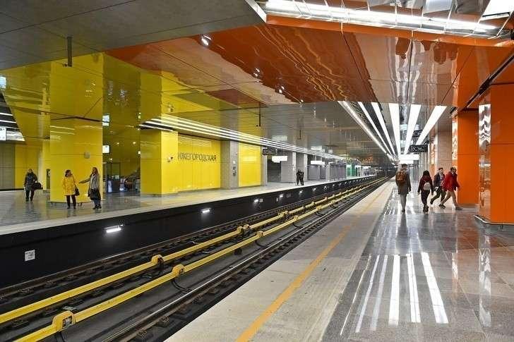 В Москве открыли вторую часть Некрасовской линии метро
