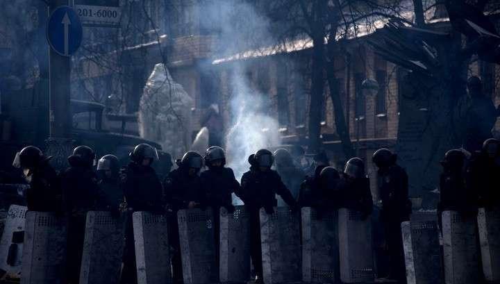 Украинский Беркут: обвинённые в соблюдении присяги