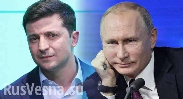 Учиться у Путина? – украинские политики обеспокоены | Русская весна