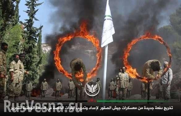Сирия: коронавирус свирепствует в концлагерях США и Турции | Русская весна