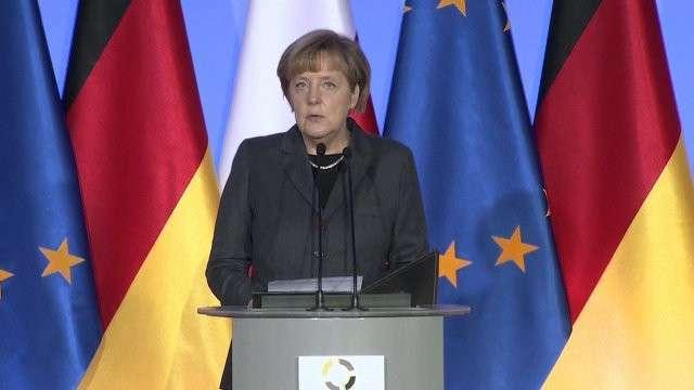 Меркель признала, что безопасность в Европе можно наладить только вместе с РФ