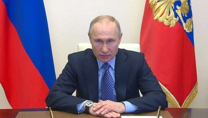 Путин: объективная информация – лучший ответ на слухи