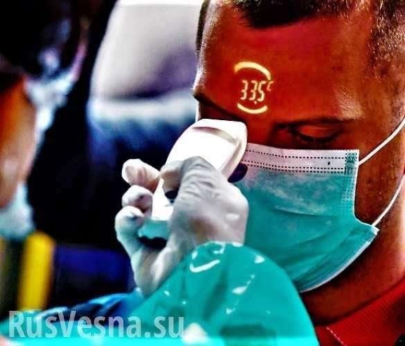 Украина пропала: чудовищный скандал с коронавирусом | Русская весна