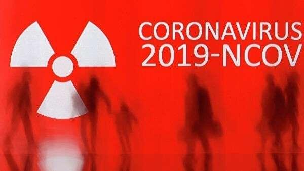 Знак коронавируса