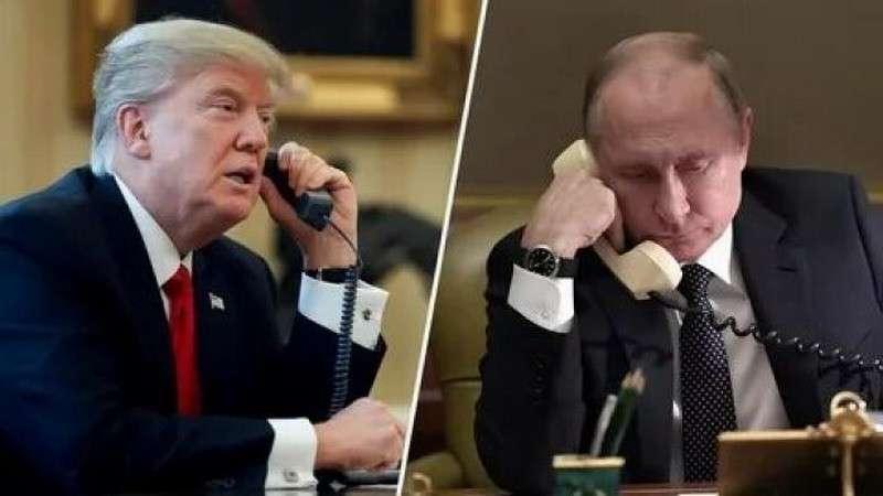 Нефтяная война 2020: Трамп позвонил Путину – «Владимир, нам надо договариваться»
