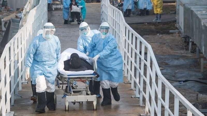 В США за сутки от COVID-19 умерло рекордное количество человек