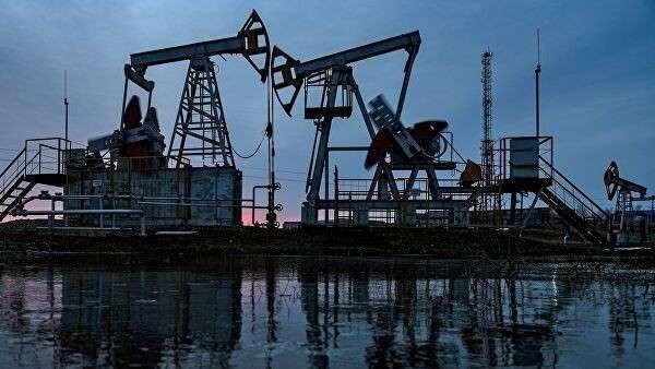 Нефтяные качалки в Республике Татарстан