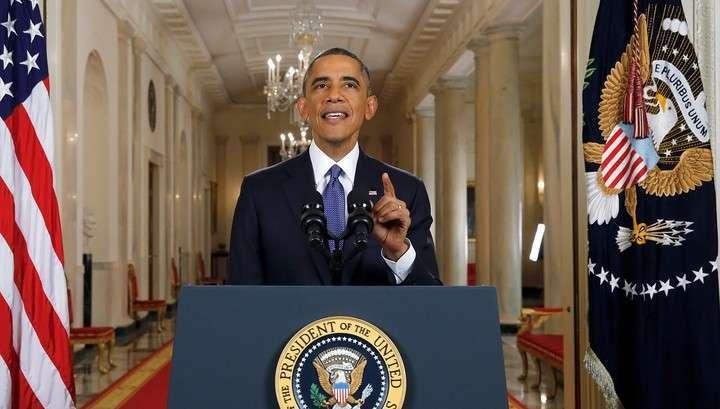 ABC, CBC и NBC отказались показывать выступление Обамы