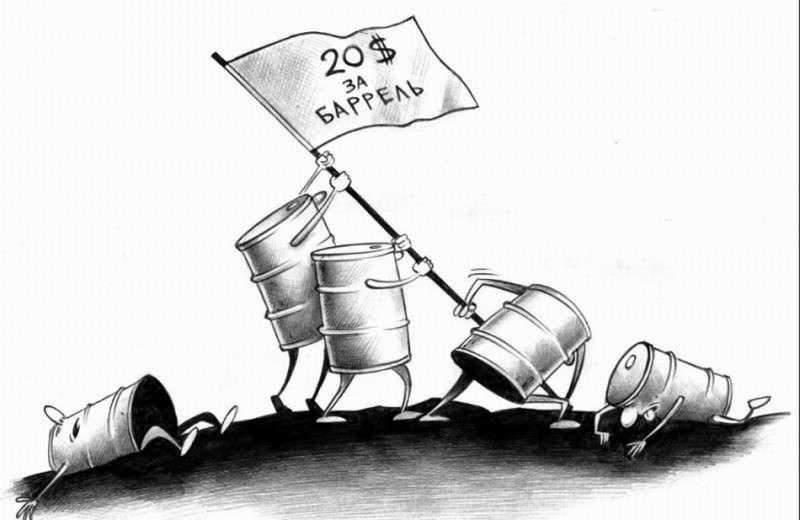 Нефтяная война 2020: Сланцевики США банкротятся, а в России и Саудовской Аравии подсчитают убытки