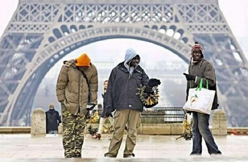 Поехали вдохнуть романтику Парижа, а попали в настоящий ад