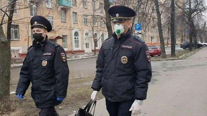 В Москве со 2 апреля устанавливаются штрафы за нарушение режима самоизоляции