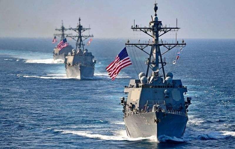 Зачем США послали свои войска к берегам Венесуэлы