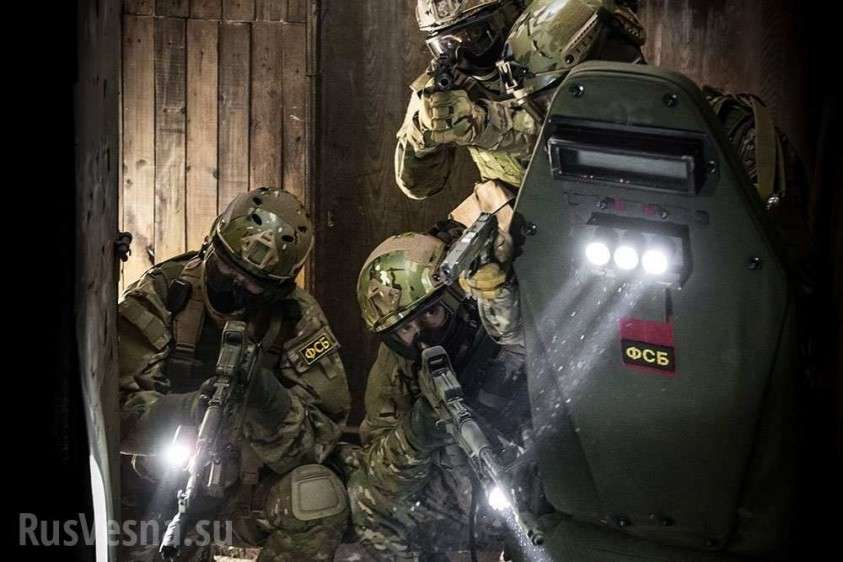 Бой в Мурманске: Спецназ ФСБ предотвратил атаку террористов ИГИЛ