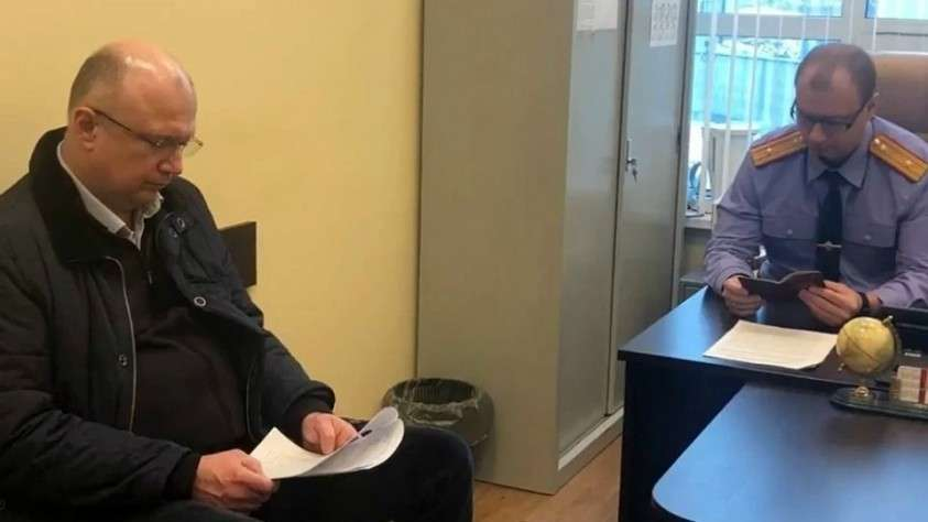 Вице-губернатор Кировской области Андрей Плитко арестован за крупную взятку