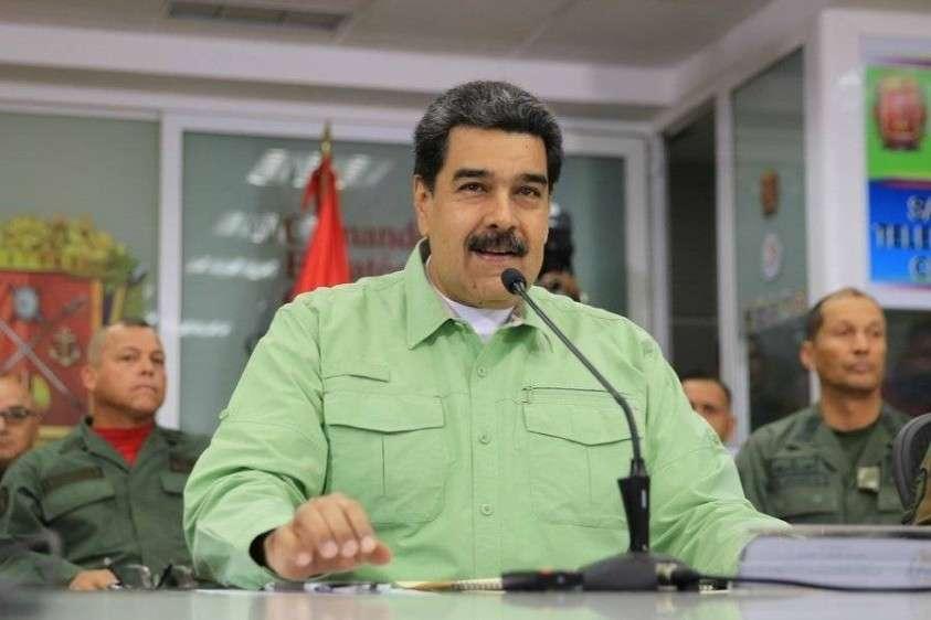 Николас Мадуро начал подготовку Венесуэлы к войне с США