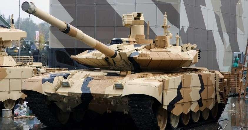 Т-90М «Прорыв» – гордость российской армии: на что способен новый танк