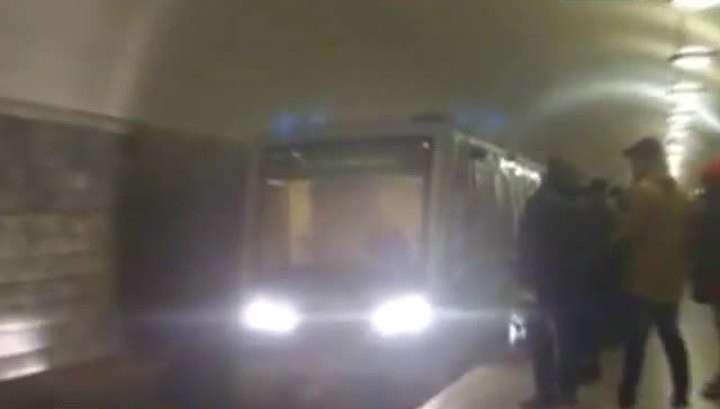 Три станции Синей ветки столичного метро закроются в субботу на один день