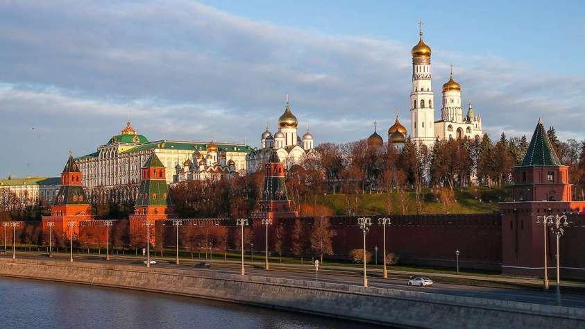 После введения режима самоизоляции в Москве воздух стал на 70% чище, чем год назад