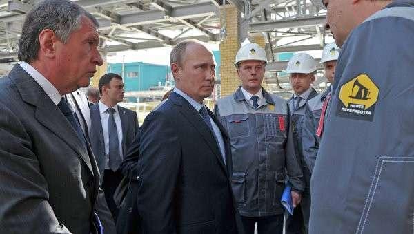 Новая «холодная война» началась и Россия выигрывает