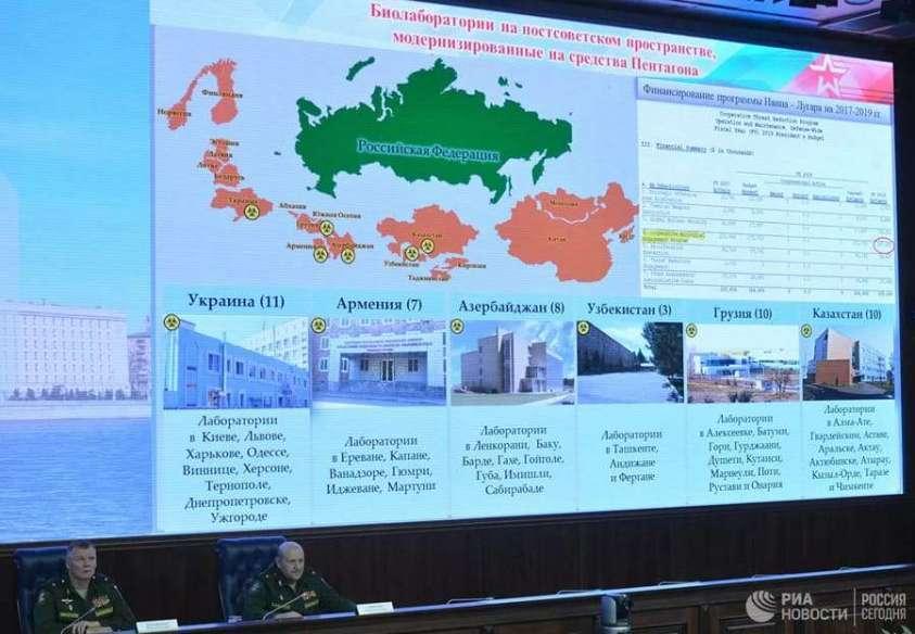 Казахстан становится плацдармом биологической войны против России