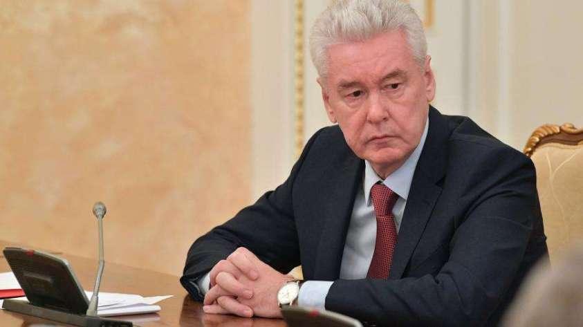 Мэр Москвы Сергей Собянин назвал бессмысленным закрытие предприятий не из сферы услуг