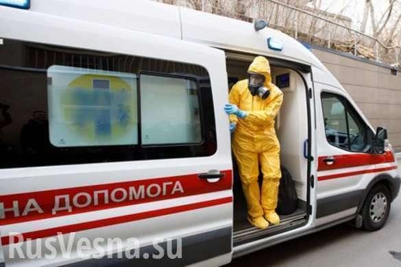 Перемога! Украина нашла «способ спасти народ» от коронавируса   Русская весна