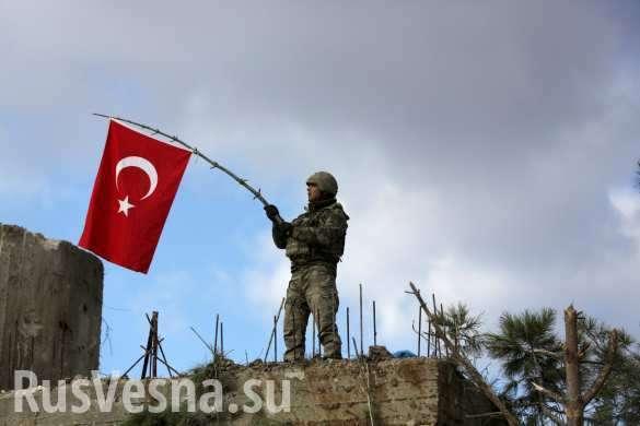 Турецкий гамбит: как Анкара планирует сорвать «идлибскую сделку» с Москвой | Русская весна