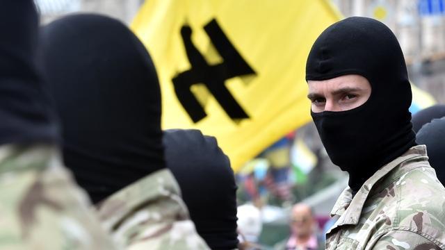 Израильское лобби замолвило словечко за украинских неонацистов