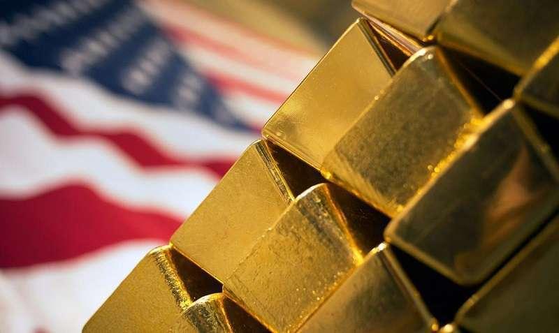 А что творится с золотом во время коронакризиса?