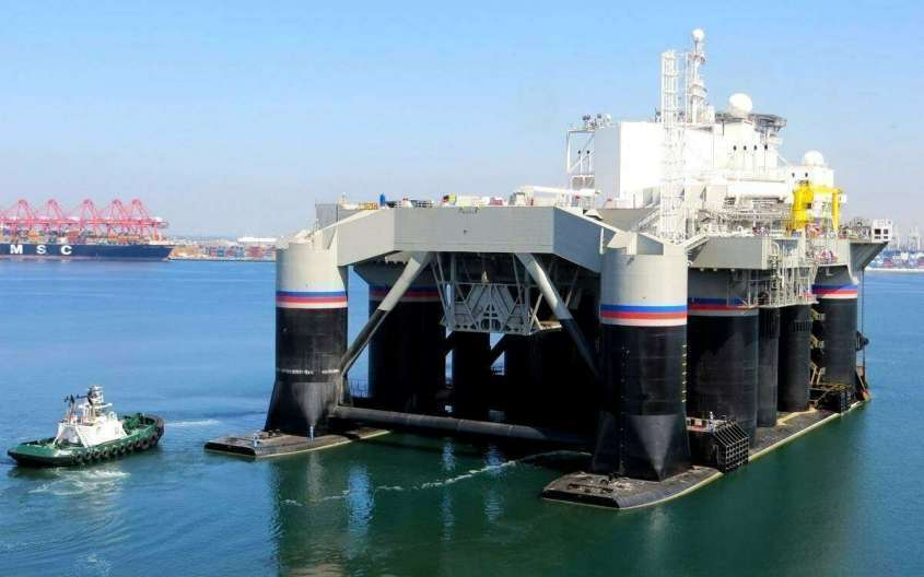 В Россию прибыл плавучий космодром «Морской старт», что с ним будет дальше?