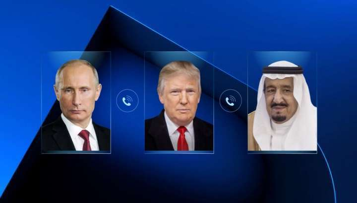 Исторический договор ОПЕК+G20 вступает в силу: Путин, Трамп и Аль Сауд обсудили сделку