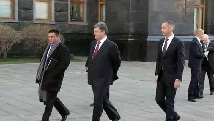 Визит Байдена завершён - самозванцы на Украине формируют правительство