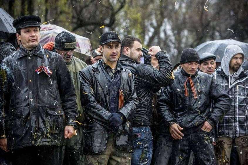 Сегодня очередная годовщина подвигу 300 запорожцев, не покорившихся украинским фашистам Коломойского