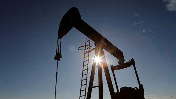 Нефтяной насос-качалка