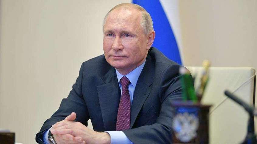 Песков анонсировал новое обращение Владимира Путина к гражданам России 15.04.20